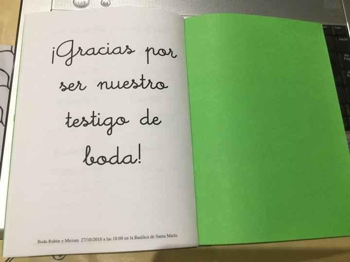 Mi cuadernillo de testigos - 6