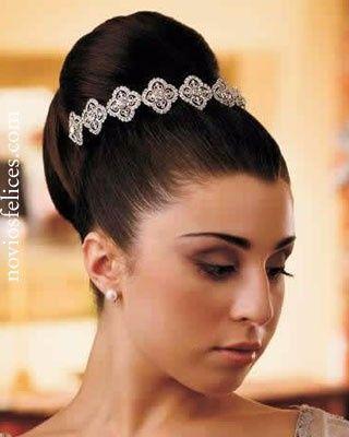 Peinados Tiara Y Velo Organizar Una Boda Foro Bodas Net