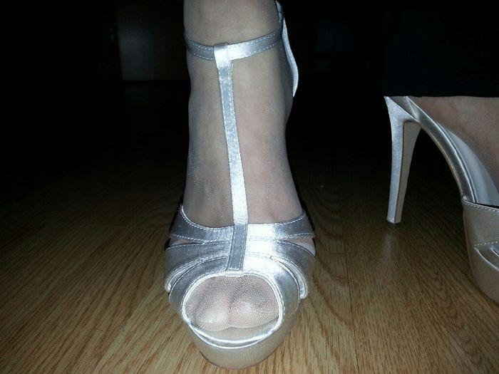 zapatos de novia asturias - asturias - foro bodas