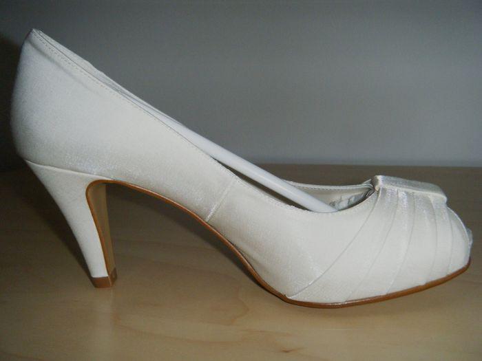 zapatos de novia bonitos, comodos y baratos - moda nupcial - foro