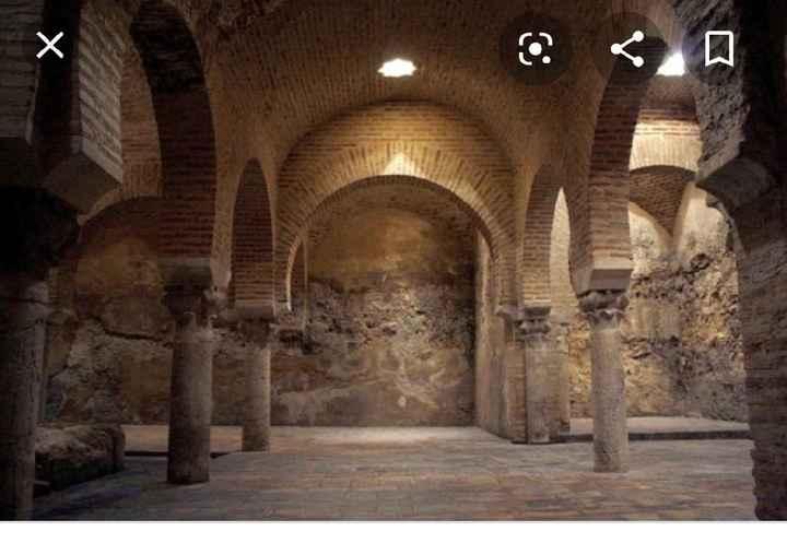 Posboda baños arabes Jaén - 1