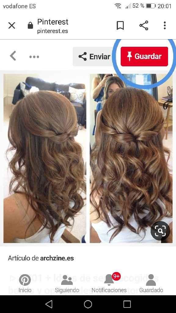 Peinado postboda - 1