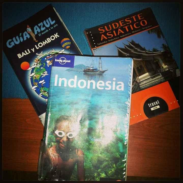 Preparando el viaje :) - 1