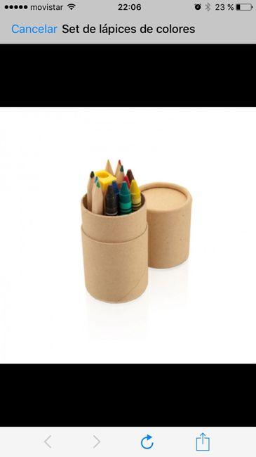 Busco set de lápices.  sabéis donde? - 1