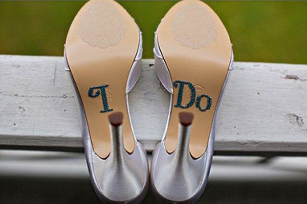 he decorado mis zapatos!! - manualidades - foro bodas