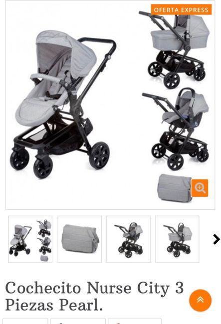 Carrito bebé 4