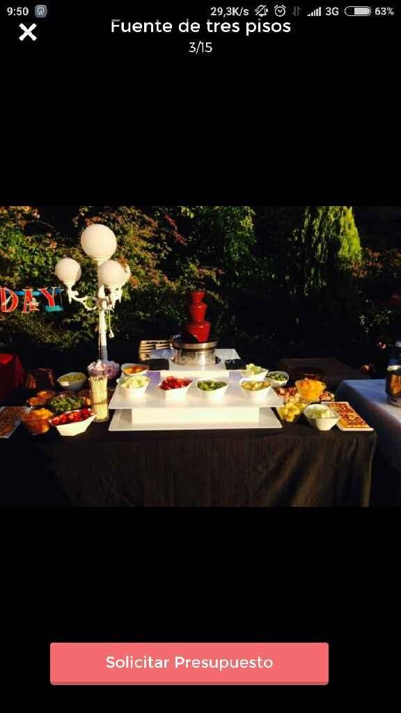 500 euros una mesa dulce - 1