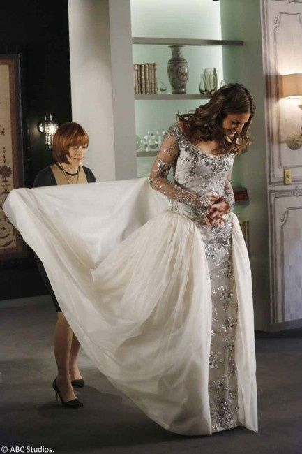 boda becket-castle en serie castle - bodas famosas - foro bodas