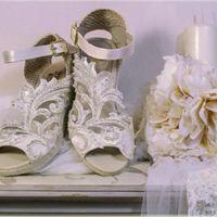 Alpargatas de novia - 1