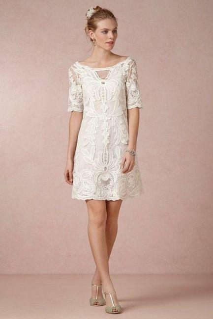 El top 10 de los vestidos cortos de novia - Moda nupcial - Foro ...