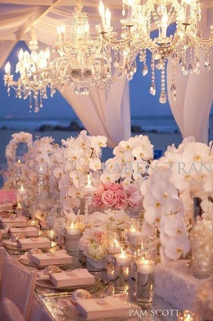 Una boda de cuento inspirada en la decoraci n p gina for Decoracion 31 de diciembre