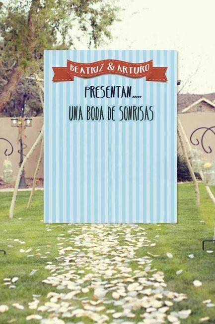 Crear tu propio photocall manualidades foro for Photocall boda vintage