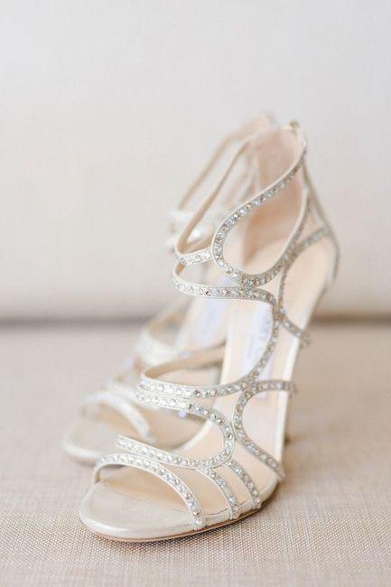 zapatos de novia ¿quién pasa y quién repite?