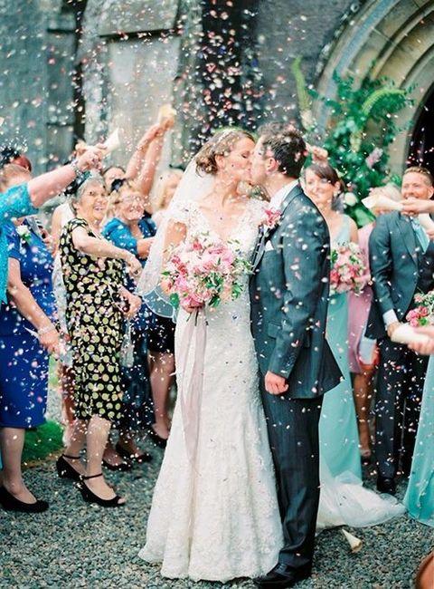 ¿Cuánto costará tu matrimonio? El número de invitados 1