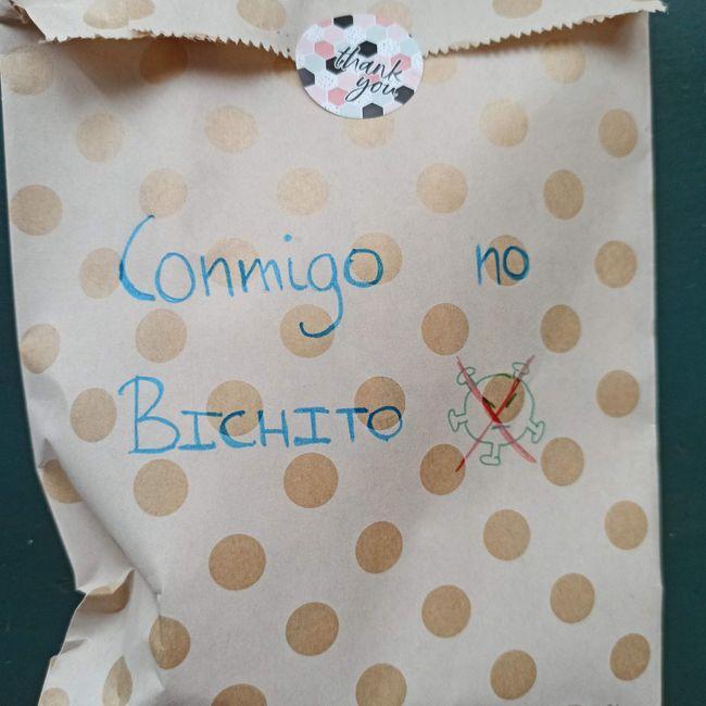 Free Covid. Fuera, bicho!! 👊🏼 5