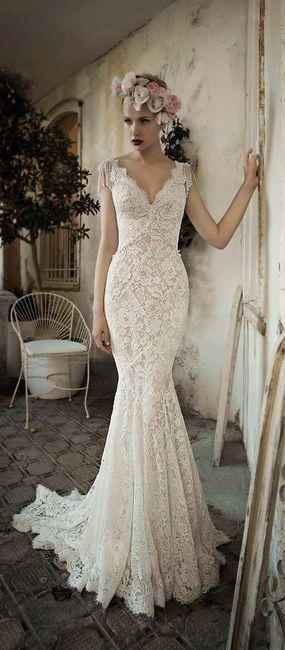 top10 vestidos de novia vintage - moda nupcial - foro bodas