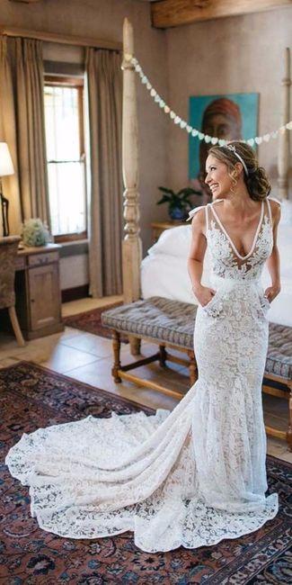 vestido de novia - ¿comprado, modista, o alquilado?