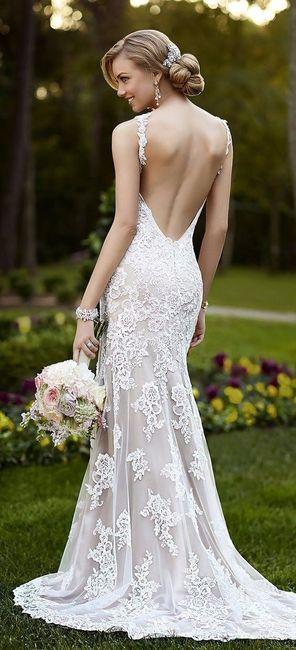 eres una novia princesa o sirena? - ¡resultados! - moda nupcial