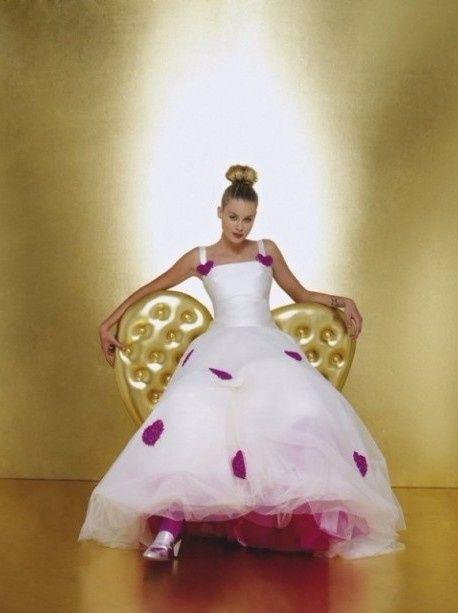5 vestidos de agatha ruiz de la prada. ¿te gustan? - moda nupcial