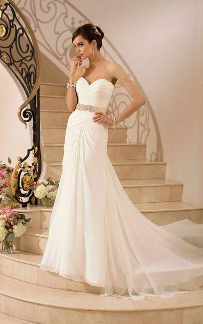 cuál es para ti la mejor marca de vestidos de novia? - moda nupcial