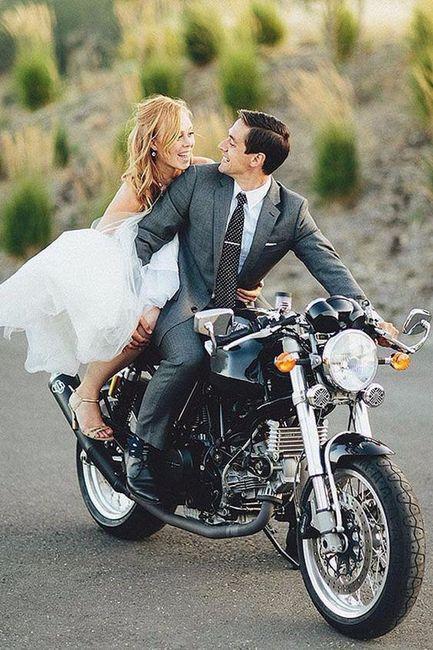 Quelle est la chose la plus folle que vous seriez cap de faire à votre mariage ? 1
