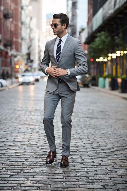 Trajes grises para el novio 🤵 - Moda nupcial - Foro Bodas.net