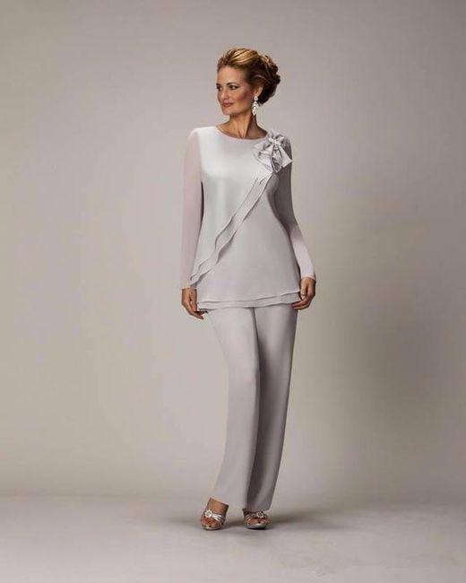 ¿Qué le decís a tu suegra si quiere un vestido blanco? 1
