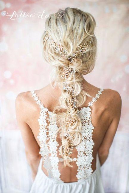Peinado Rapunzel