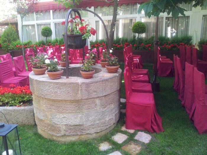 pozo jardin