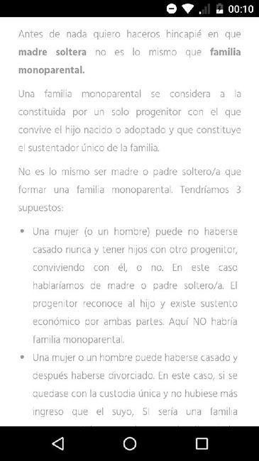 Nuevo! Futuras mamas Septiembre 2018 - 1