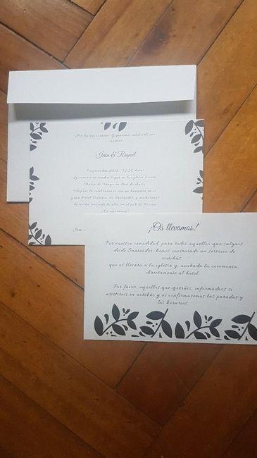 Hacemos nuestras invitaciones 1