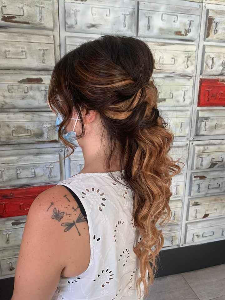 In love con mi peinado! - 1