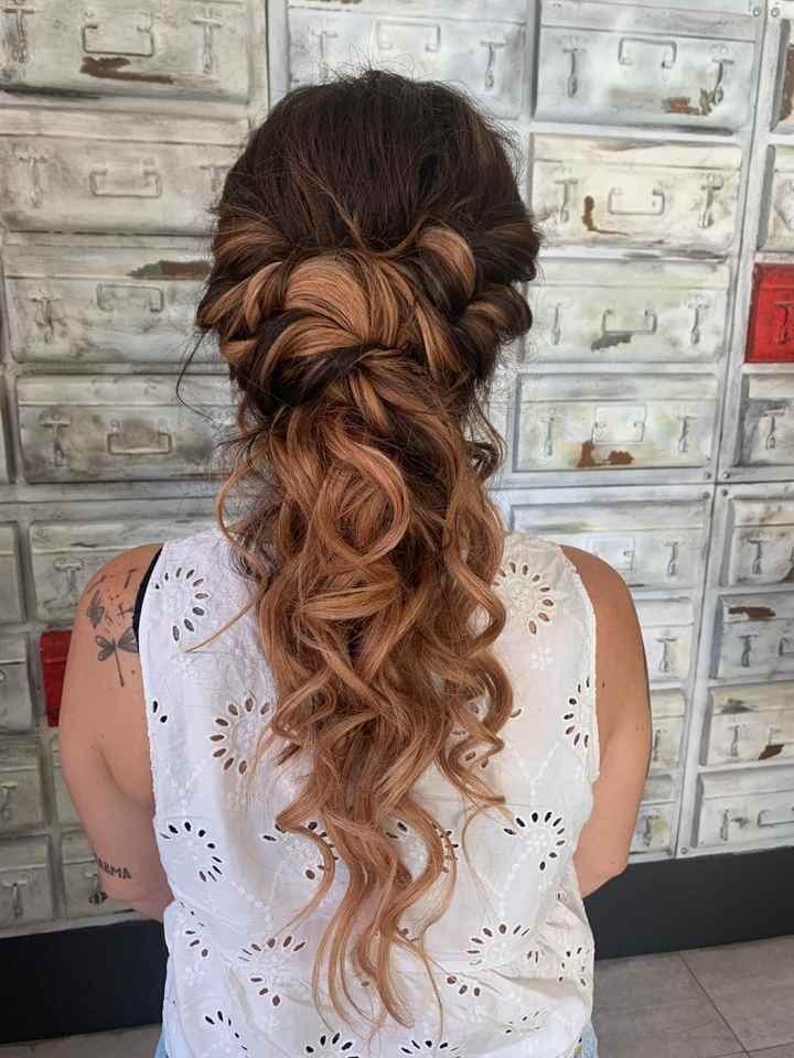 In love con mi peinado! - 2