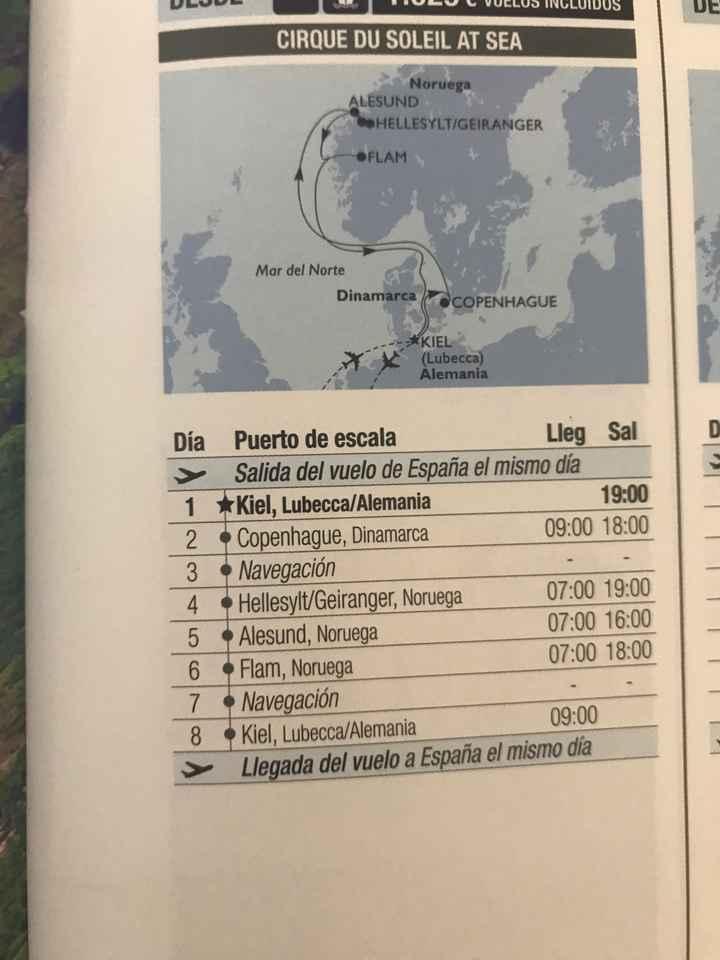 Crucero Fiordos Noruegos finales de agosto - 1