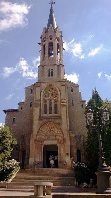 Iglesia major santa coloma - 1
