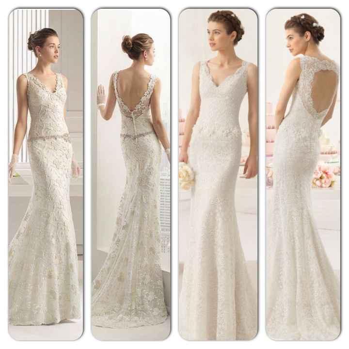 2 vestidos que me encantan! cuál os gusta? - 1