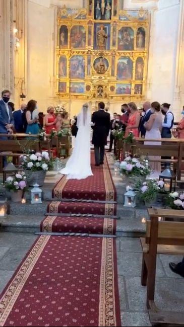 Recién casados 💕 1