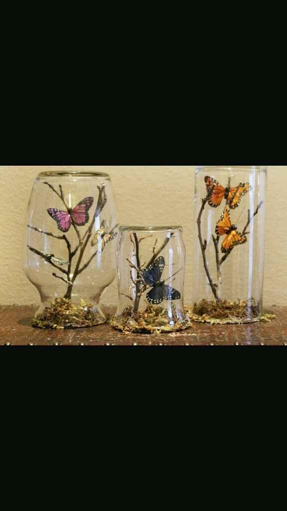 Boda inspiracion mariposas - 6