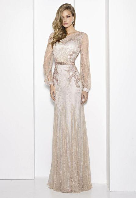 El vestido de la madrina - 1