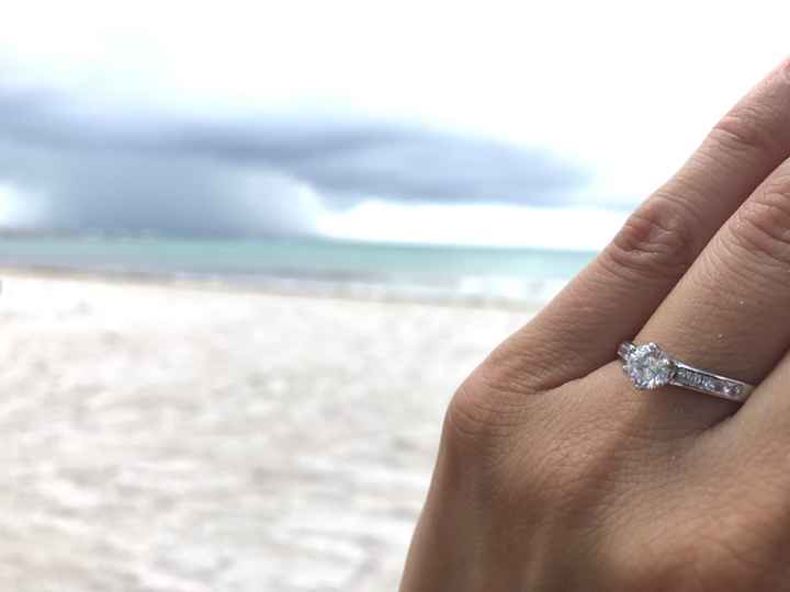 ¡Comparte una foto de tu anillo de pedida! - 2