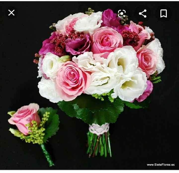 Ramos rosas - 3
