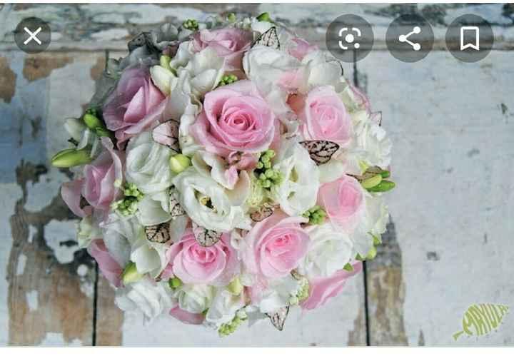 Ramos rosas - 6