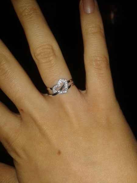 Mi anillo!!