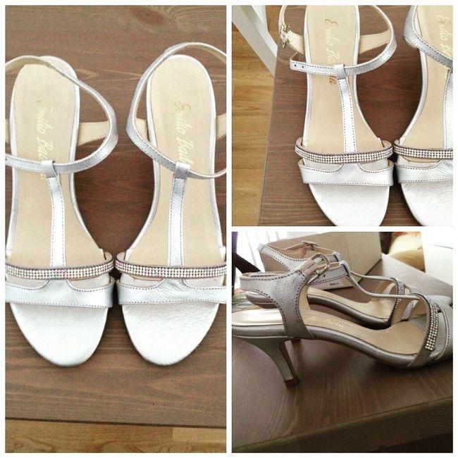 Zapatos boda emilio badiola madrid - 1