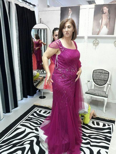 Look madre de novia o madrina - Moda nupcial - Foro Bodas.net