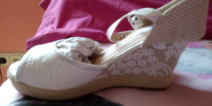 Zapatos en noviembre 2