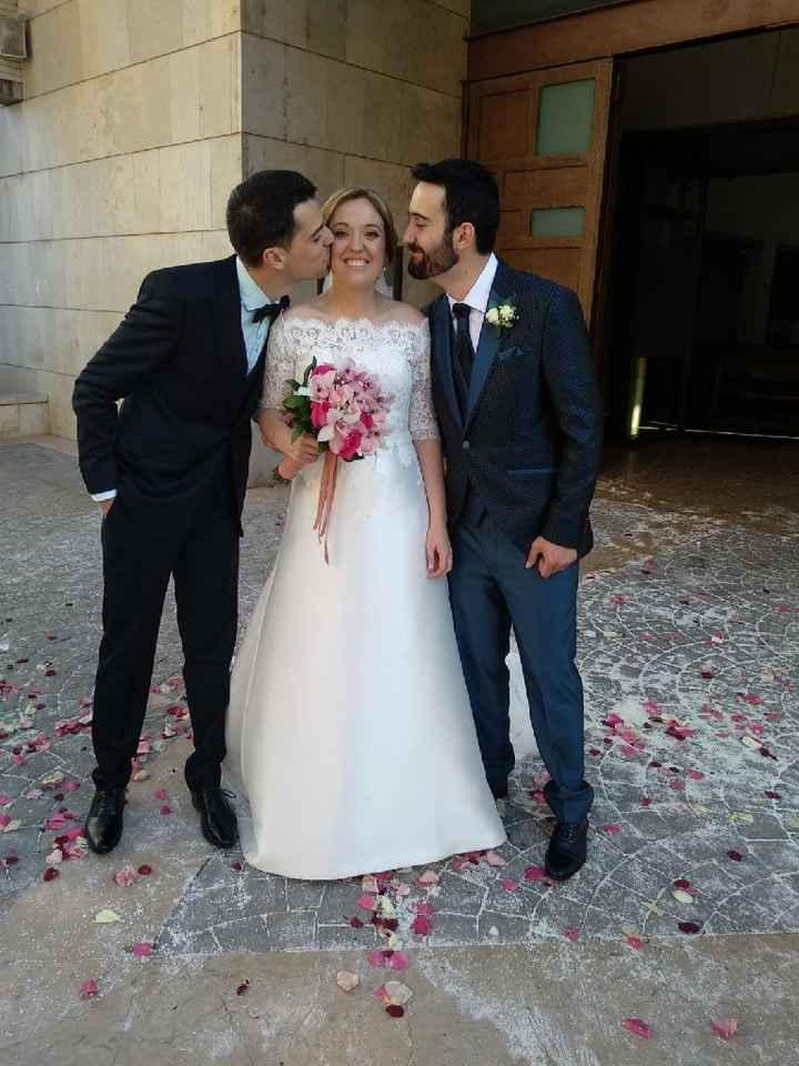 Mi boda ya pasó hace más de un mes! - 3