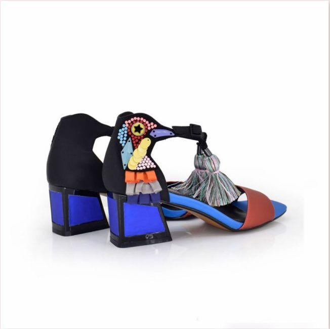 Zapato de novia 2