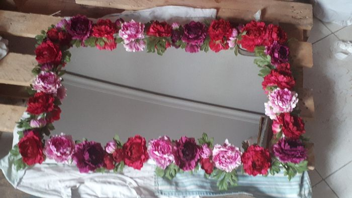 Pasos para decorar espejo 3