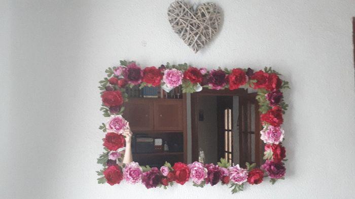 Pasos para decorar espejo 4